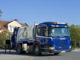 Scania P270 4x2 Rolloffcon 2004–10 photos