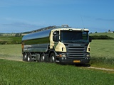 Scania P340 8x2 Tanker 2004–10 pictures