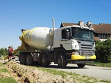 Scania P380 8x4 Mixer 2004–10 pictures