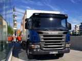 Scania P230 4x2 2004–10 pictures