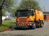 Scania P230 Road Service 2004–10 pictures