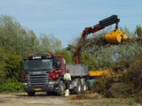 Scania P340 6x4 Tipper 2005–10 images