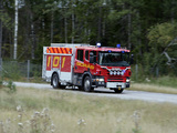 Scania P340 4x2 Crew Cab Fire Engine 2005–10 pictures