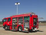 Rosenbauer Scania P360 LB 4x2 Crew Cab MNB HLF 2000 2008–11 pictures