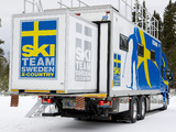 Scania P340 6x4 Crew Cab Topline 2008–10 wallpapers