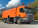 Scania P400 6x2 Road Service 2010–11 images