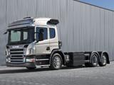 Scania P310 6x2 2010–11 photos