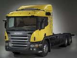 Scania P340 6x4 2010–11 wallpapers