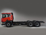 Scania P340 6x2 2010–11 wallpapers