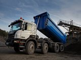 Scania P420 8x4 Tipper Off-Road Package 2011 images