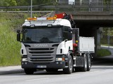 Scania P400 6x2 2011 images