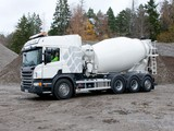 Scania P400 8x4 Highline Mixer 2011 images