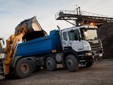 Scania P420 8x4 Tipper Off-Road Package 2011 photos