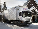 Scania P400 6x2 2011 pictures