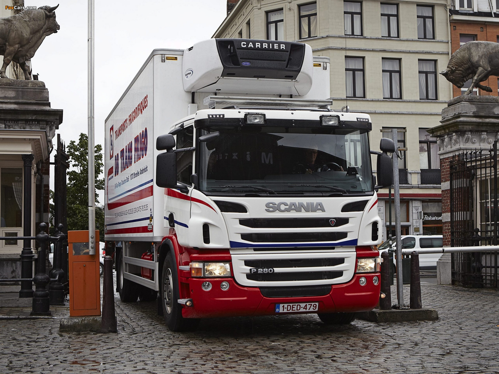 Scania P280 4x2 2011 pictures (1600 x 1200)