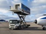 Scania P230 4x2 Airport High-loader 2011 wallpapers