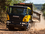 Scania P310 6x4 Tipper 2011 wallpapers