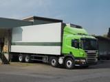 Scania P270 8x2 Bio-ethanol 2013 pictures