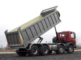 Scania P380 8x4 Tipper 2004–10 wallpapers