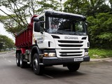 Scania P380 6x4 Tipper 2011 wallpapers