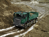 Images of Scania R420 8x8 Tipper 2004–09