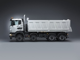 Images of Scania R420 8x4 Tipper 2004–09