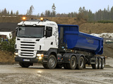 Images of Scania R560 6x4 2004–09