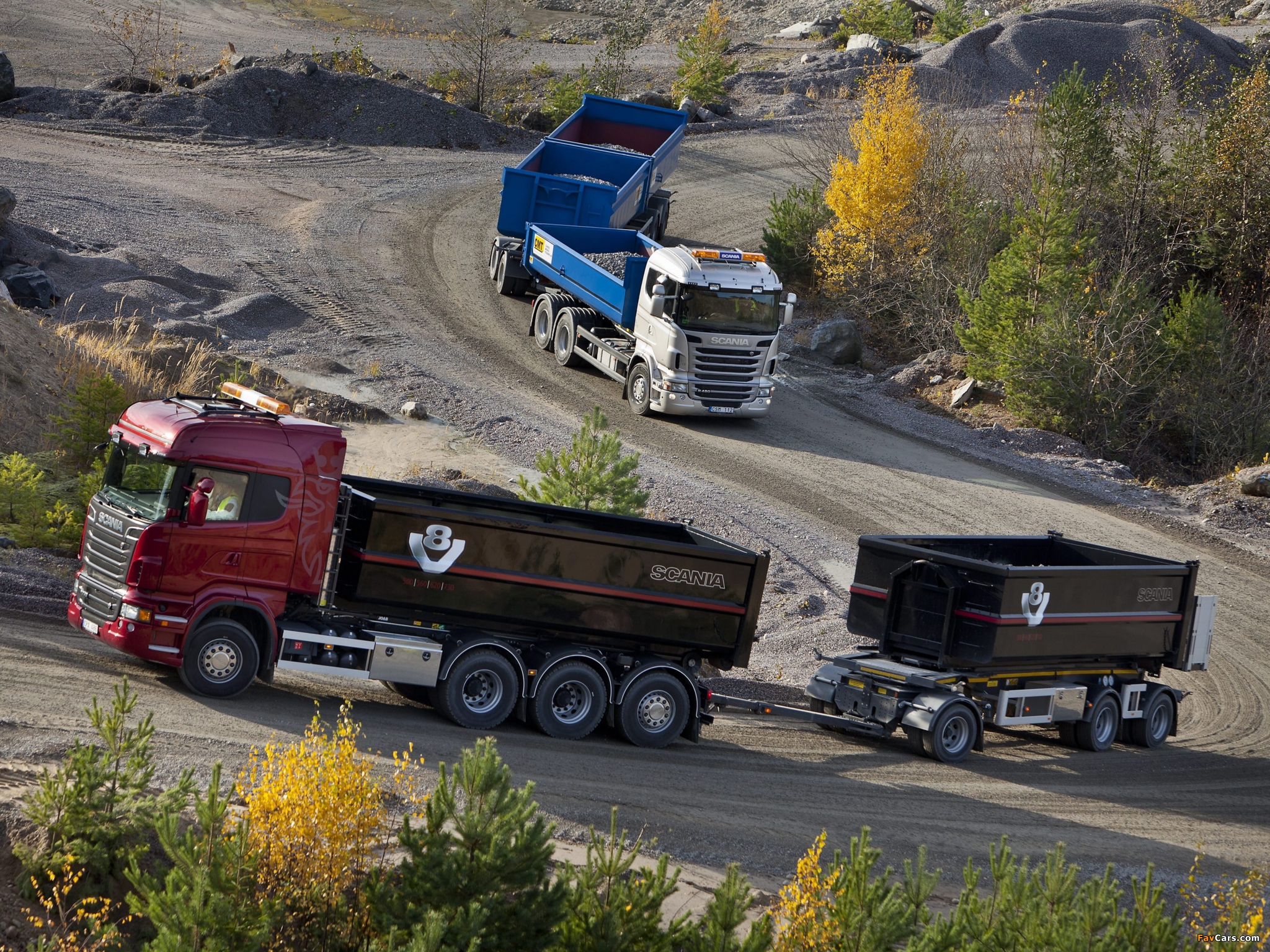 Images of Scania R-Series 2004 (2048 x 1536)