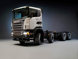 Images of Scania R420 8x4 2004–09