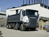 Images of Scania R480 8x4 Tipper 2004–09