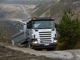 Images of Scania R500 6x4 Tipper 2004–09