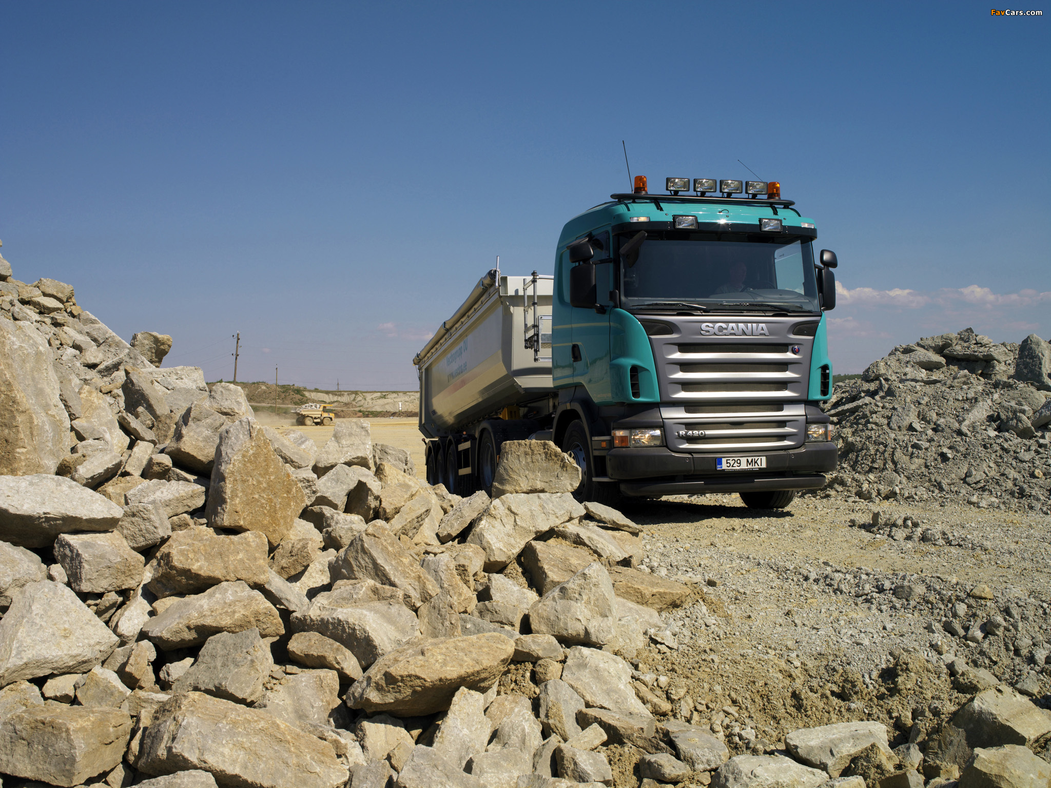 Images of Scania R420 4x2 2004–09 (2048 x 1536)