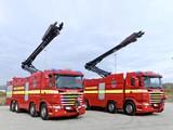 Images of Rosenbauer Scania R480 ILF 8200/5000 HRET 2009