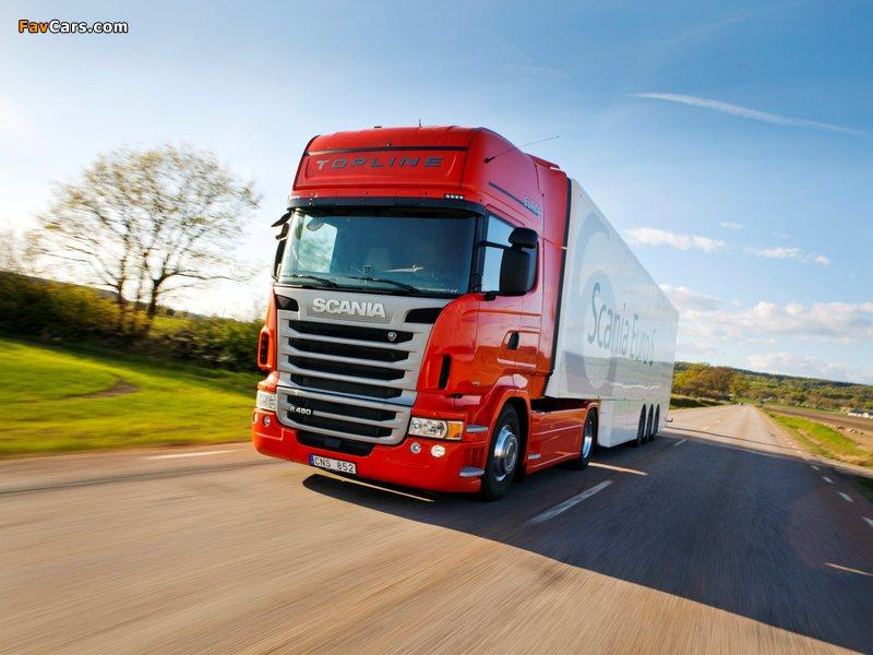 Images of Scania R480 4x2 Topline 2009–13 (800 x 600)