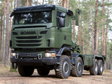 Images of Scania R480 8x8 Tractor 2010