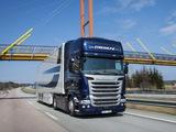 Images of Scania R490 4x2 Streamline Topline Cab 2013