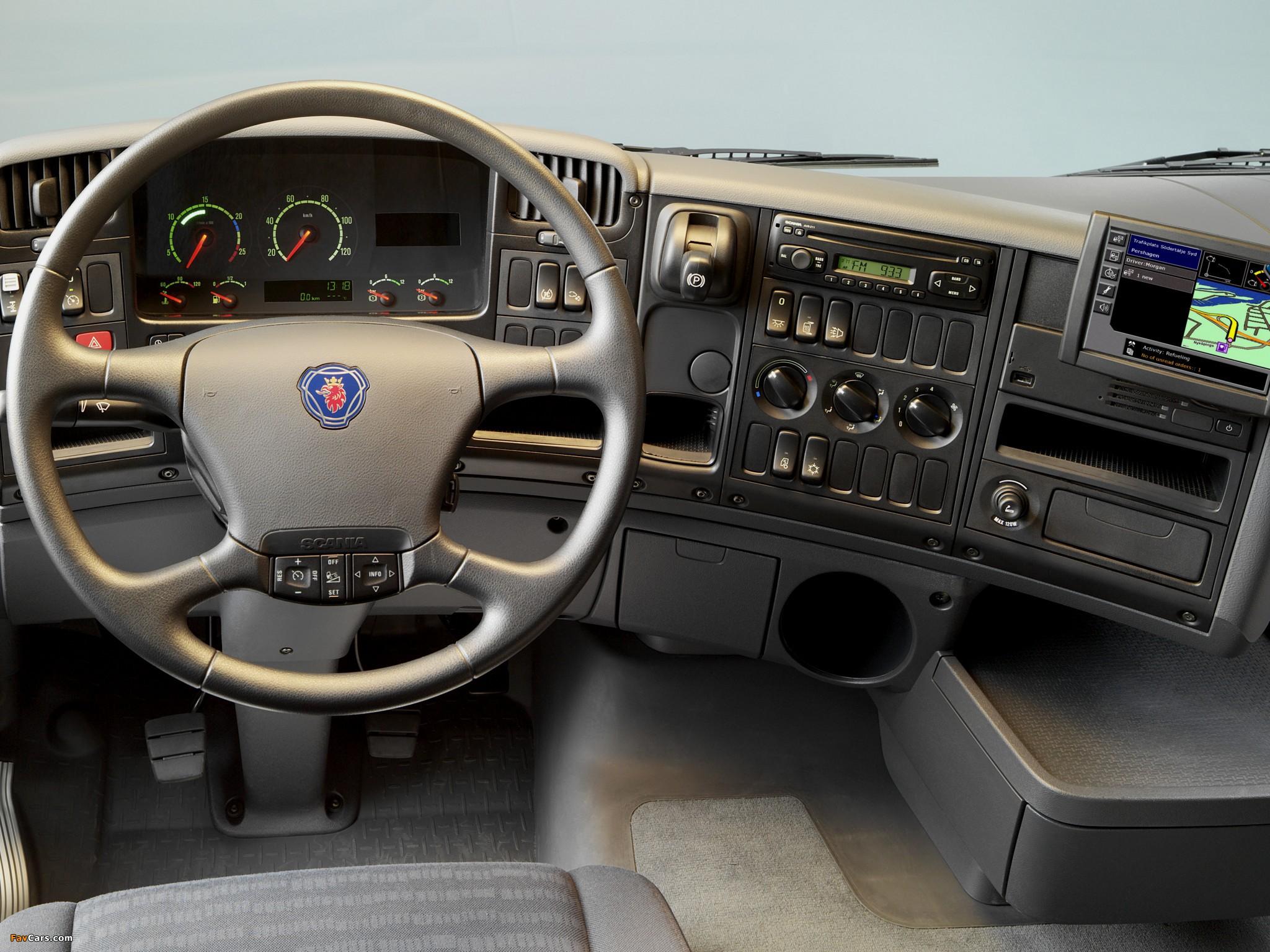 Photos of Scania R500 6x2 Highline 2004–09 (2048 x 1536)