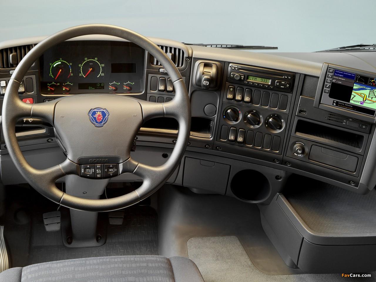 Photos of Scania R500 6x2 Highline 2004–09 (1280 x 960)