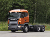 Photos of Scania R420 6x4 2004–09