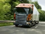 Photos of Scania R470 6x2 2004–09