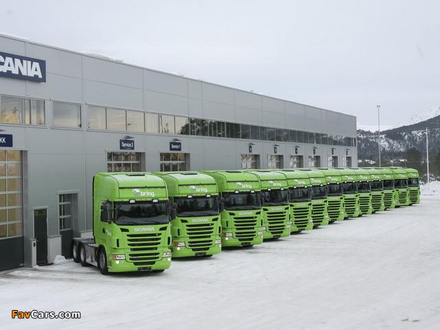 Photos of Scania R-Series 2004 (640 x 480)