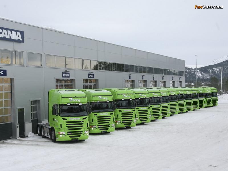 Photos of Scania R-Series 2004 (800 x 600)