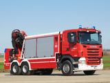 Photos of Rosenbauer Scania R-Series RTC LPFS 2004–09
