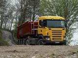Photos of Scania R420 4x4 2004–09