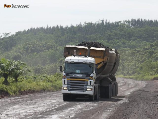 Photos of Scania R580 6x4 2005–09 (640 x 480)