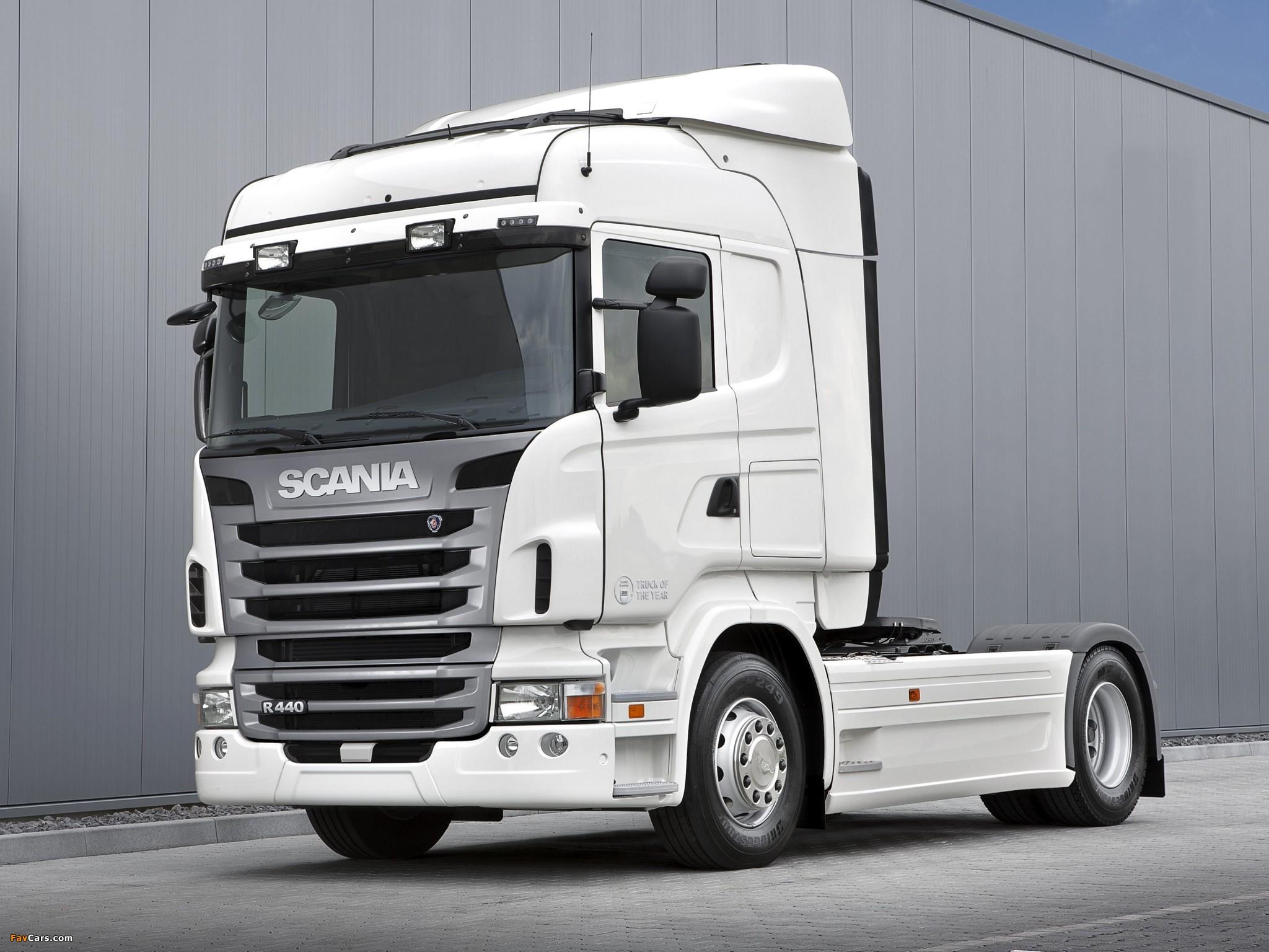 Photos of Scania R440 4x2 Highline 2009–13 (2048 x 1536)