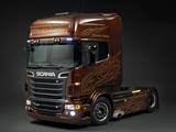 Photos of Scania R730 4x2 Topline Black Amber 2011