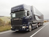 Photos of Scania R580 4x2 Streamline Topline Cab 2013