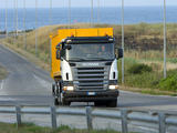 Pictures of Scania R500 8x2 2004–09