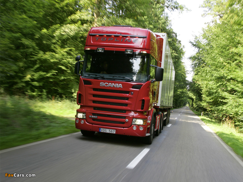 Pictures of Scania R560 6x2 Topline 2004–09 (800 x 600)
